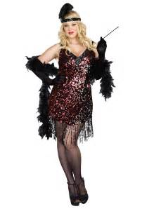 1920 s halloween costumes plus size dames like us flapper costume