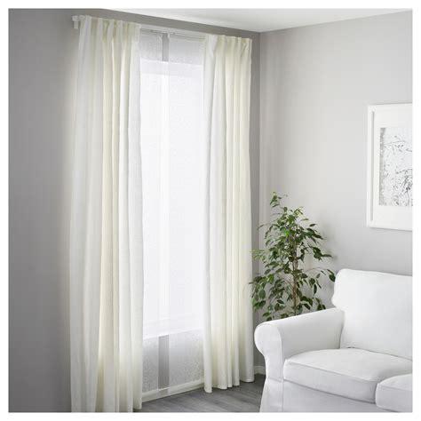vidga ikea vidga panel curtain holder white 60 cm ikea