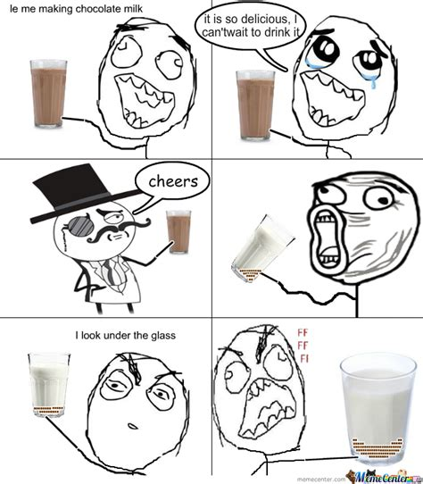Chocolate Milk Meme - le me making chocolate milk by memeboy99 meme center