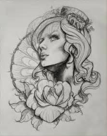 tattoo design sketch 1 by illogan on deviantart