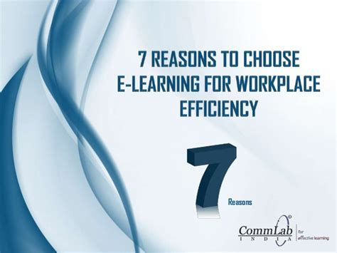 7 Reasons To Learn To Cook by 7 Reasons To Choose E Learning For Workplace Efficiency