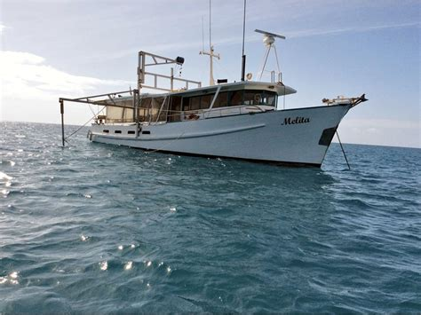 government boats for sale australia 1968 long range liveaboard cruiser 55ft for sale trade