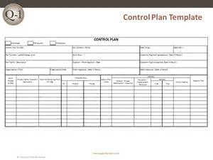 Controlled Register Template by Plan Plan Development Quality One