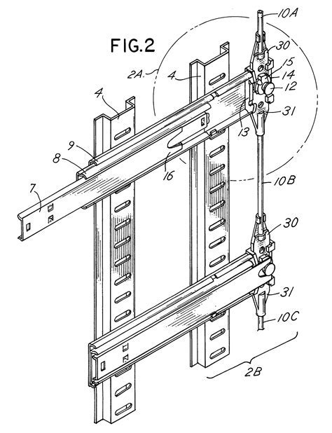 Patent US6238024   Linkage member for an anti tip