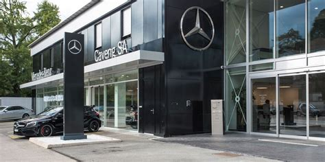 garage caveng sa mercedes 232 ve ch 234 ne bougeries