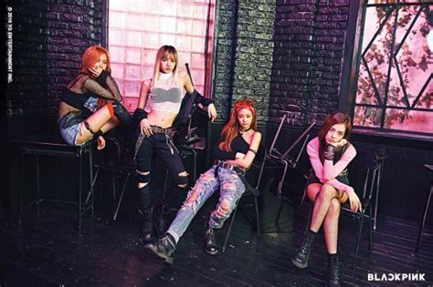 blackpink new mv black pink take you behind the scenes in stills from