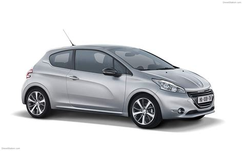 car peugeot 208 peugeot 208 2013 widescreen exotic car photo 05 of 12