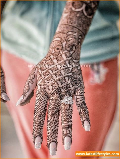 new bridal mehndi designs 2016 for your wedding day life