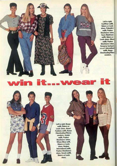 25  best ideas about Early 90s Fashion on Pinterest
