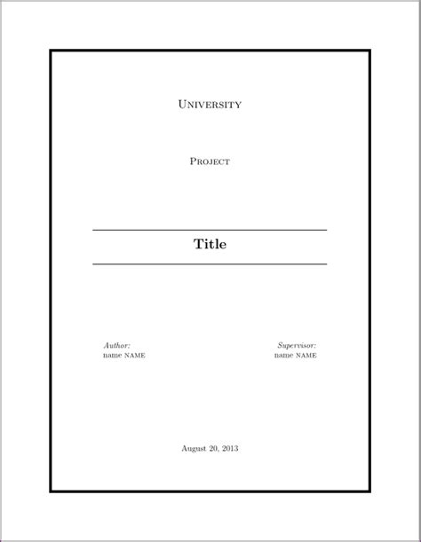 latex tutorial title page tikz pgf wrong effect with border of title page tex