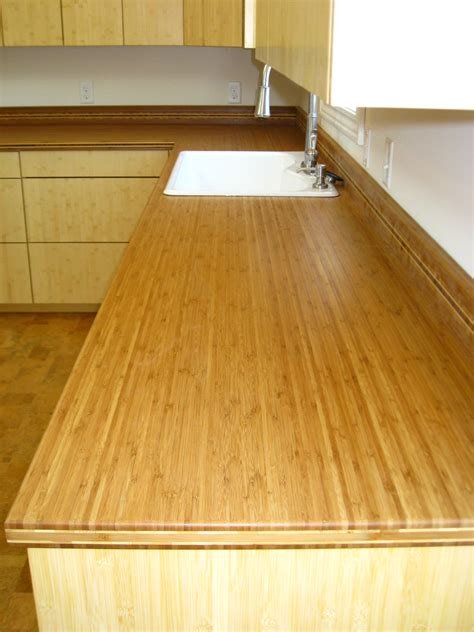 bamboo bar top how to clean a bamboo countertops ward log homes