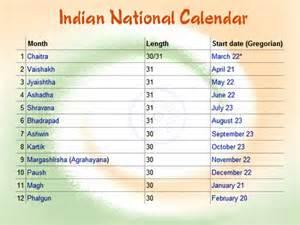 national calendar of india indian national calendar