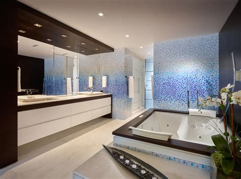 Modern Bathroom Design Miami Doral Residence Miami Florida Contemporary Bathroom