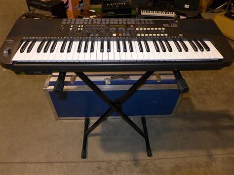 Keyboard Korg I5s keyboard korg model i5s inclusief standaard 187 onlineveilingmeester nl