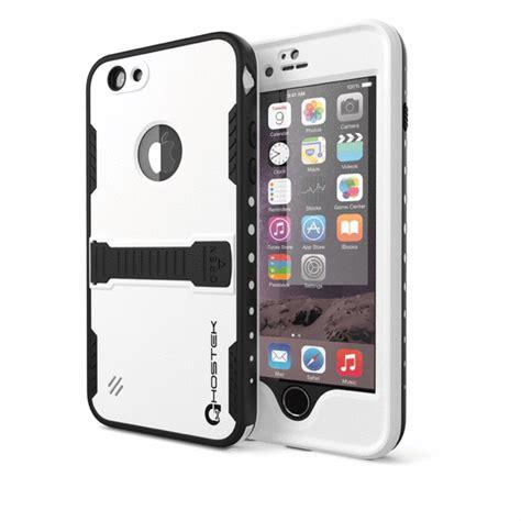 Waterproof White Iphone 6 Plus ghostek atomic white apple iphone 6 plus waterproof