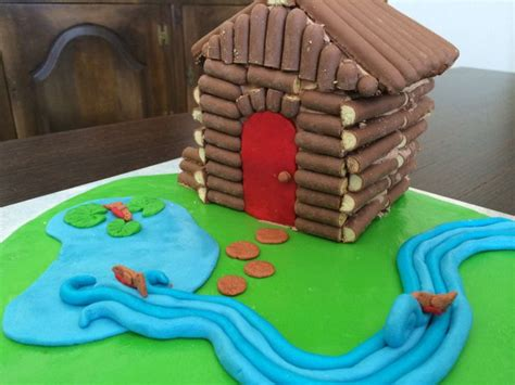 Log Cabin Cakes by 17 Best Images About Mountain House Cake On