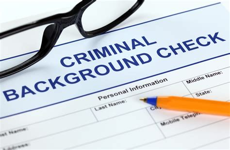 Personal Criminal Record Check How Does A Criminal Record Affect Me Benjamin