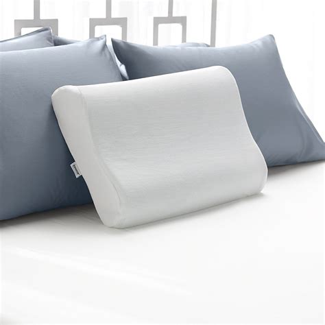 Pillows Review by Sleep Innovations Contour Pillow Bamboo Pillow Reviews