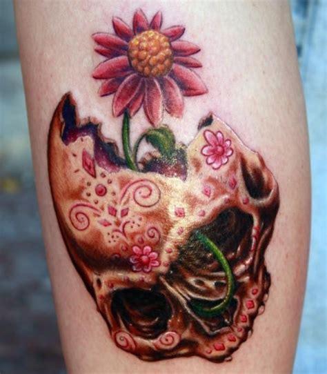 138 cool sugar skull tattoos