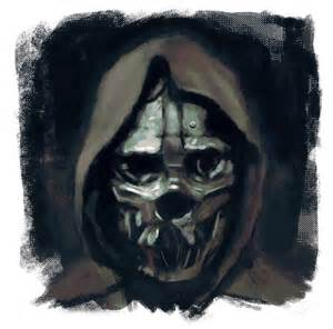 Dishonored Mask Dishonored Corvo S Mask By Juhoham On Deviantart
