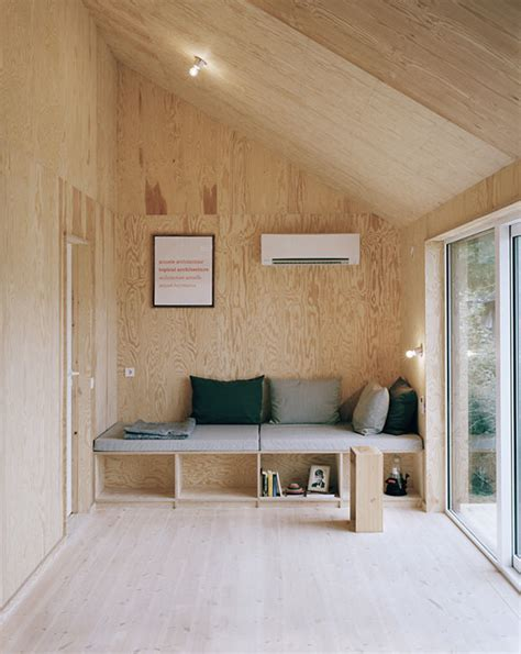 Plywood Interior Walls exposed plywood wall finish forum archinect