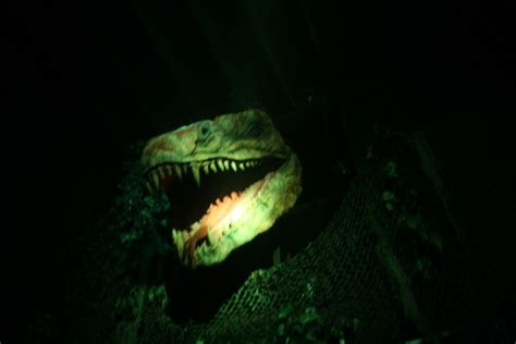 jurassic jungle boat ride cost theme park review photo tr dollywood and the smoky