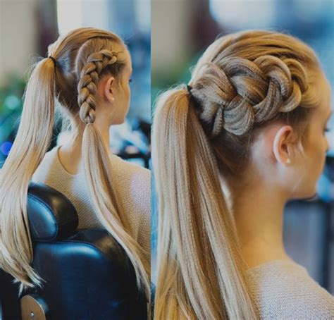 latest braided hairstyles for girls inkcloth new stylish long braided hairstyles 2016 for teenage girls