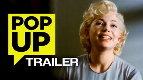 film pop up my week with marilyn 2011 pop up trailer hd michelle