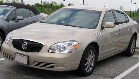 how petrol cars work 2008 buick lucerne navigation system file buick lucerne jpg wikimedia commons