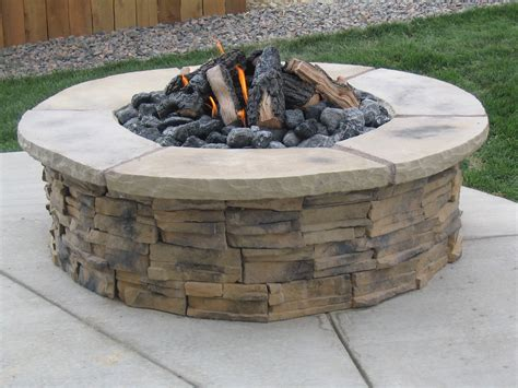 Cool Wooden Burning Fire Pits Backyard Fire Pits Ideas Pictures Of Pits In A Backyard