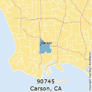 best places to live in carson zip 90745 california
