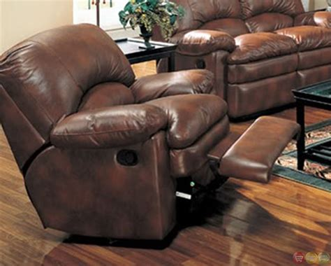 brown bonded leather sofa set casual living room furniture walter reclining sofa and love seat brown bonded leather