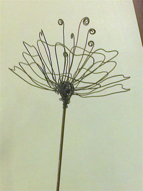 wire flowers 1000 ideas about wire flowers on nail