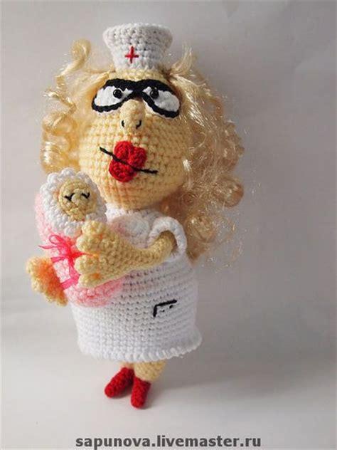 amigurumi nurse pattern nurses crochet and amigurumi on pinterest