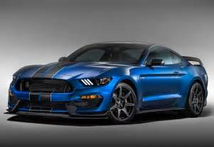 Ford Mustang Shelby 2016 2016 Ford Mustang Shelby Gt350r