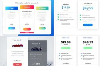 web design pricing tables template vector mock up royalty free 37 free psd cosmetic packaging mockups for creative
