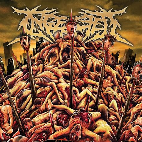 ingested endgame lyrics ingested quot revered by no one feared by all quot cd ingested
