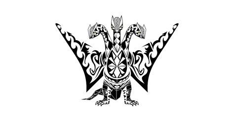 hydra tattoo designs hydra 3d maori design