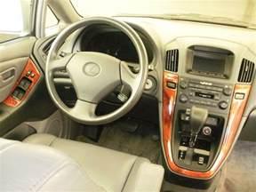 2001 Lexus Rx300 Interior 2000 Lexus Rx 300 Interior Pictures Cargurus