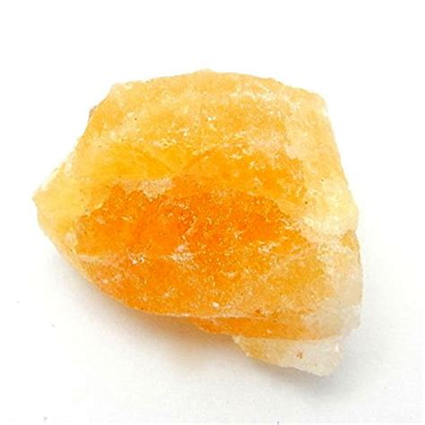 Yellow Calcite 1 one orange yellow calcite pineapple calcite wire wrapping chakra with rock