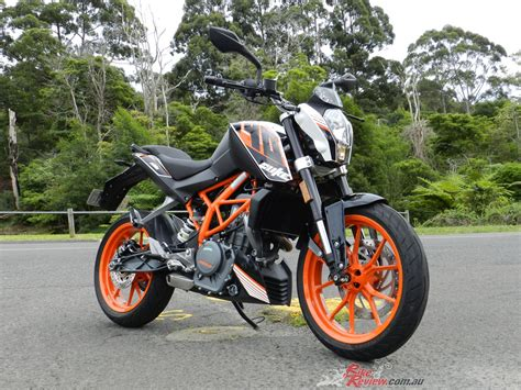 Ktm Bicycles Review 2016 Ktm 390 Duke Spin Review Bike Review