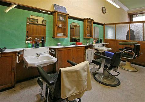 barber stockbridge edinburgh o a goll barber s shop raeburn place stockbride edinburgh