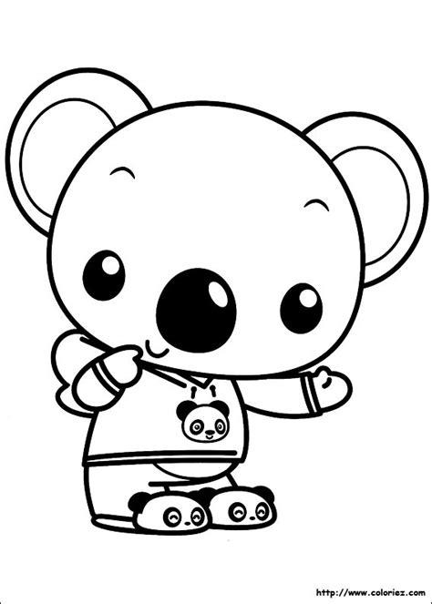 Dessin De Pandas Imprimer Coloriage De Pandas L
