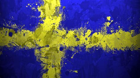 foto design flad sweden flag weneedfun