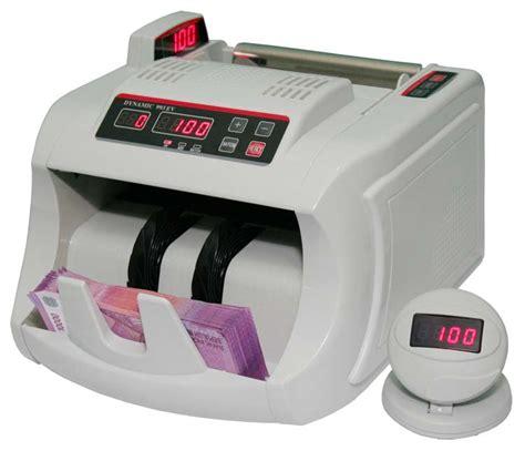 Mesin Penghitung Uang Dynamic 993 Ev Second money counter dynamic 993ev
