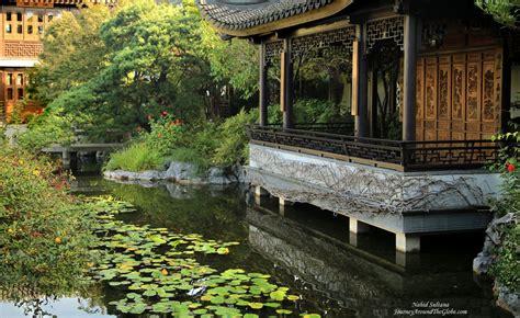 lan su garden in portland oregon journey around