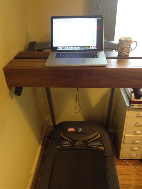 Tred Desk by How To Build And Use A Treaddesk Pub Lishing Crawl