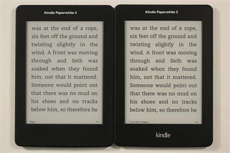 read on kindle paperwhite kindle paperwhite 3 vs kindle paperwhite 2