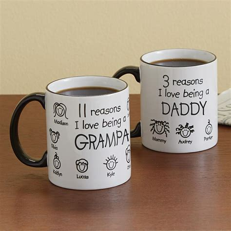 mugs for gifts personalized coffee mugs and cups at personal creations
