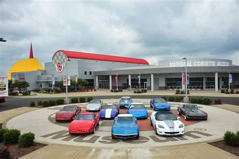national corvette museum national corvette museum messner collection photo gallery